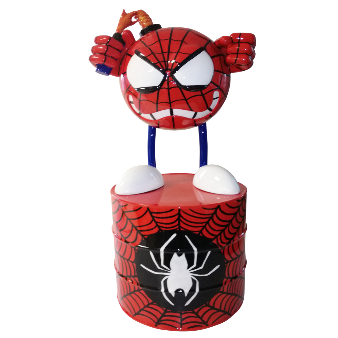 Dom_One-Spider_Man